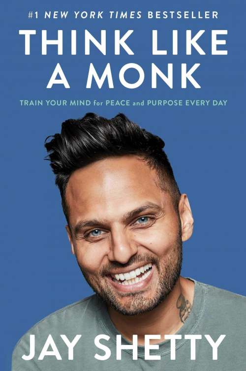 Couverture Think Like a Monk