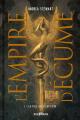 Couverture L'Empire d'écume, tome 1 : La Fille aux éclats d'os Editions Castelmore (Big Bang) 2020