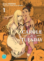 Couverture Carole & Tuesday, tome 1 Editions Nobi nobi ! (Shônen kids) 2021