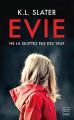 Couverture Evie Editions Hauteville 2019