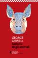 Couverture La ferme des animaux Editions Feltrinelli (Universale Economica) 2021