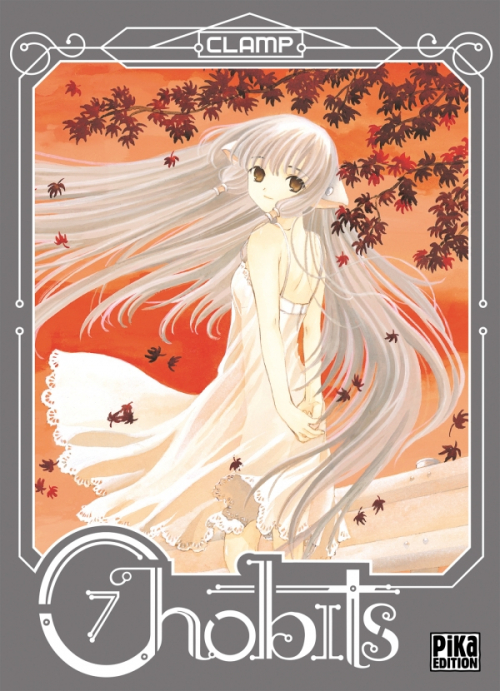 Couverture Chobits, tome 7