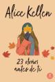 Couverture 33 raisons de te revoir, tome 2 :  23 automnes avant toi Editions Titania 2017