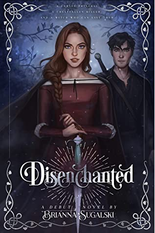 Couverture Disenchanted, book 1