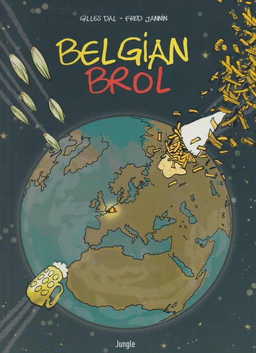 Couverture Belgian Brol