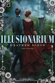 Couverture Illusionarium Editions Greenwillow Books 2015