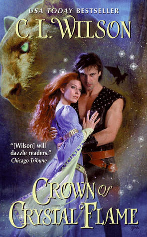 Couverture Tairen Soul, book 5 : Crown of Crystal Flame