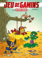 Couverture Jeu de gamins, tome 5 : Les supers héros Editions Bamboo 2021