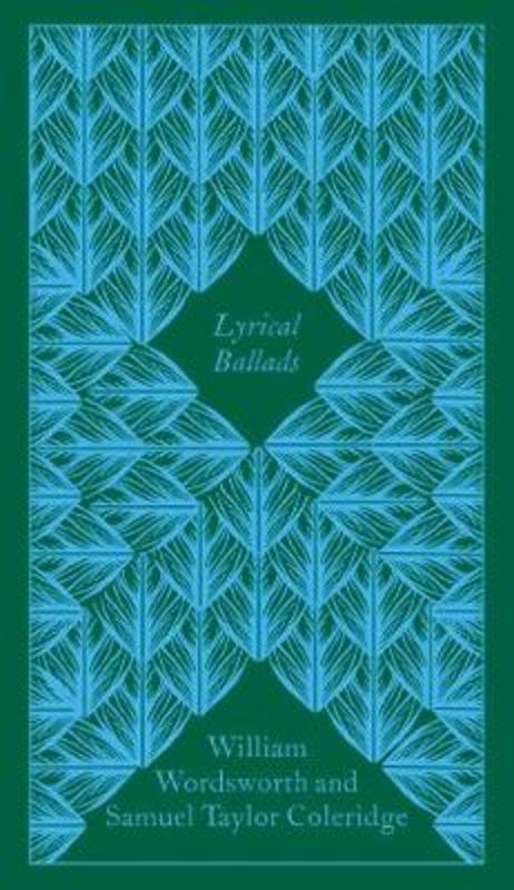 Couverture Lyrical Ballads