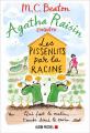 Couverture Agatha Raisin enquête, tome 27 : Les pissenlits par la racine Editions Albin Michel 2021