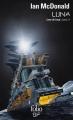 Couverture Luna, tome 2 : Lune du loup Editions Folio  (SF) 2021