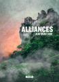 Couverture Alliances Editions L'Atalante (La Dentelle du cygne) 2020