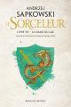 Couverture Sorceleur, tome 7 : La dame du lac Editions Bragelonne 2019