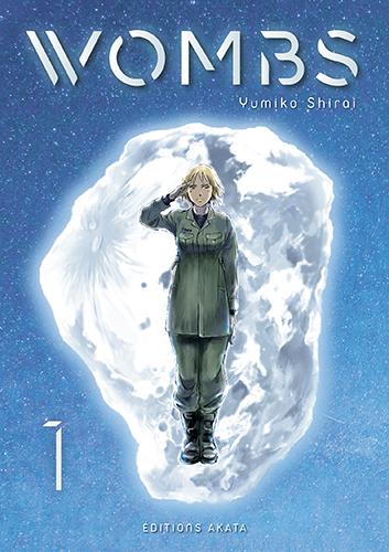 Couverture Wombs, tome 1