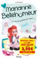 Couverture Marianne Bellehumeur, tome 1 : Les pirouettes du coeur Editions Kennes 2020