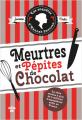 Couverture Meurtres et Pépites de Chocolat Editions Cherche Midi 2021