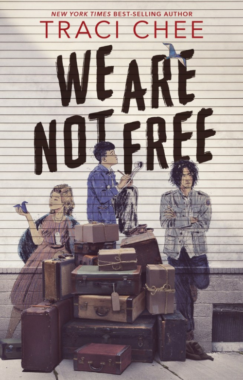 Couverture We are not free