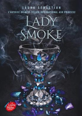 Couverture Ash Princess, tome 2 : Lady Smoke