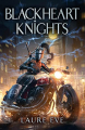 Couverture Blackheart Knights Editions Jo Fletcher 2021