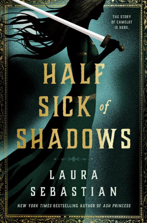 Couverture Half Sick of Shadows