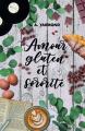 Couverture Amour gluten et sororité Editions Autoédité 2021