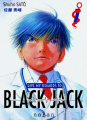 Couverture Give my regards to Black Jack, double, tome 1 Editions Naban 2021