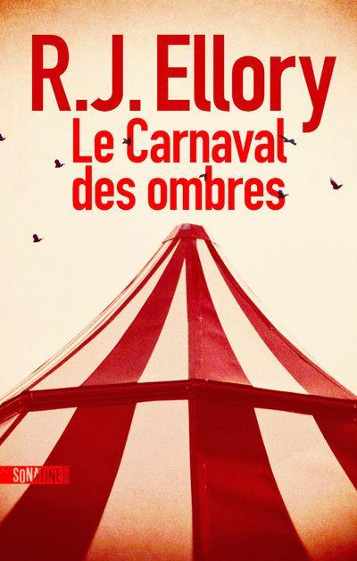 Couverture Le carnaval des ombres