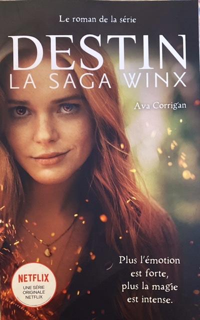 Couverture Destin La Saga Winx