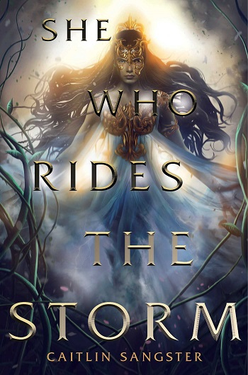 Couverture She Who Rides the Storm
