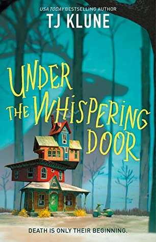 Couverture Under the Whispering Door