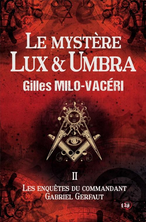 Couverture Le mystère Lux et Umbra