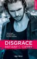 Couverture Disgrace Editions Hugo & cie (New romance) 2021