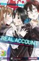 Couverture Real account, tome 21 Editions Kurokawa (Shônen) 2021