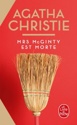 Couverture Mrs Mac Ginty est morte / Mrs McGinty est morte
