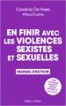 Couverture En finir avec les violences sexistes et sexuelles Editions Robert Laffont 2021