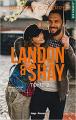 Couverture Landon & Shay, tome 2 Editions Hugo & cie (Poche) 2021