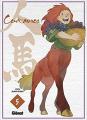 Couverture Centaures, tome 5 Editions Glénat (Seinen) 2021