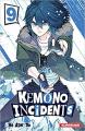 Couverture Kemono Incidents, tome 09 Editions Kurokawa (Shônen) 2021