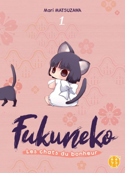 Couverture Fukuneko : Les chats du bonheur, tome 1
