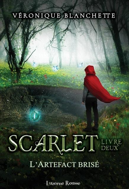 Couverture Scarlet, tome 2 :  L'artefact brisé