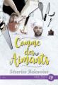 Couverture Comme des aimants Editions Juno Publishing (Daphnis) 2021