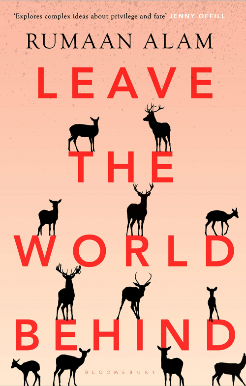 Couverture Leave The World Behind