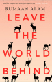 Couverture Leave The World Behind Editions Bloomsbury 2020