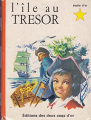 Couverture L'île au trésor Editions Des Deux coqs d'or (L'étoile d'or) 1967