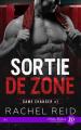 Couverture Game Changer, tome 1 : Sortie de zone Editions Juno Publishing (Daphnis) 2021