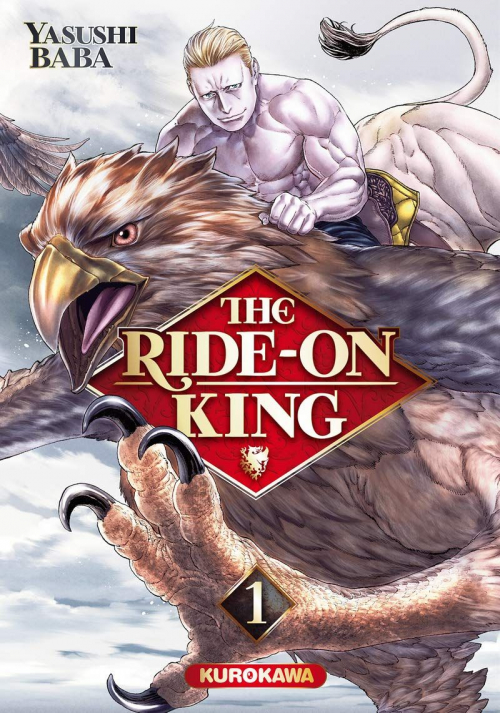 Couverture The Ride-On King, tome 1