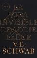 Couverture La vie invisible d'Addie Larue Editions Umbriel 2020