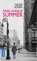 Couverture Park Avenue Summer Editions Pocket 2021