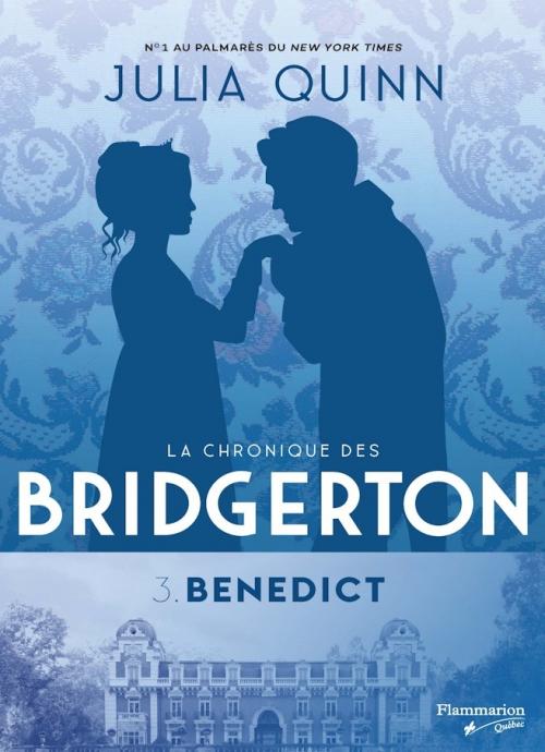 Couverture La chronique des Bridgerton, tome 3 : Benedict