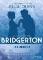 Couverture La chronique des Bridgerton, tome 3 : Benedict Editions Flammarion Québec 2021